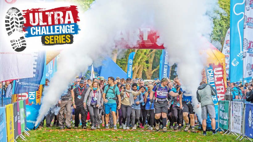 Fundraising Challenge Events