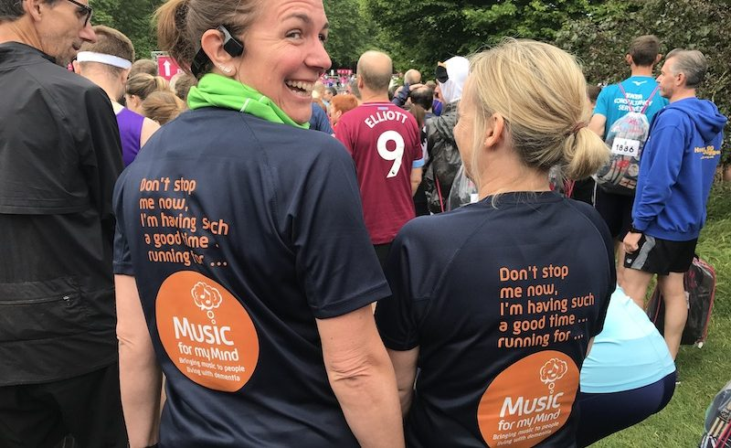 Vitality 10K 2019 – Music for My Mind