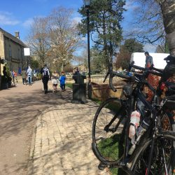 Bike ride for charity – Brewood to Brighton