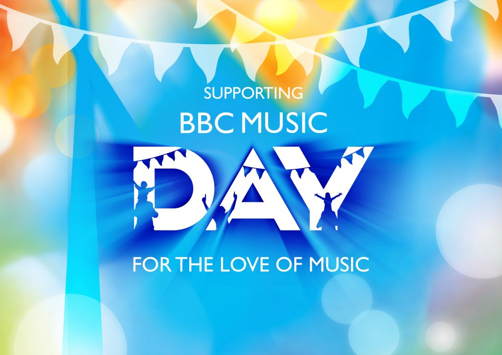 Supporting BBC Music Day