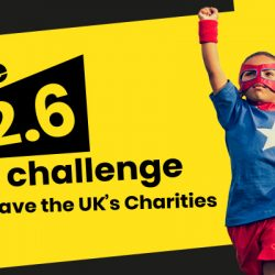 2.6 Challenge to Save UK's Charities