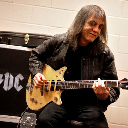 Malcolm Young Dementia